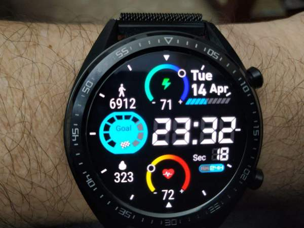 Gym lover watch face